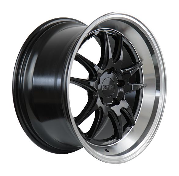 F1R F102 Black Polish Lip