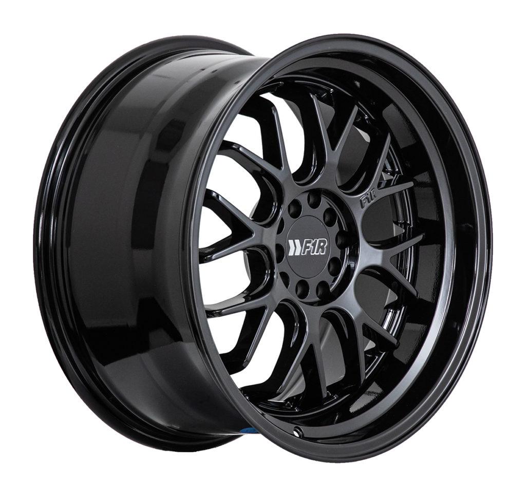 F1R F21 Gloss Black