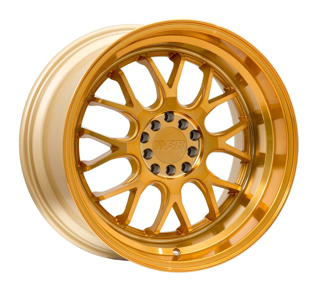 F1R F21 Machine Gold