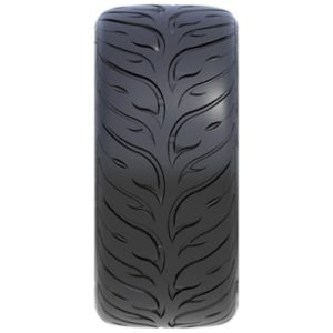 federal 595 rs-rr tread features