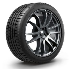 Michelin pilot sport as 3 plus side view